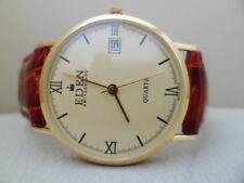 Eden of Switzerland - Swiss made - 14 Carat gold - Gents watch - NEW