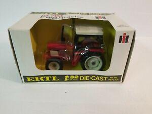 Vintage NIB NOS Case iH ERTL 1:32 Die Cast Replica 784 FWD Tractor