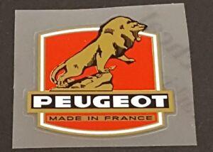 Peugeot Head Badge Decal  (sku Peug708)