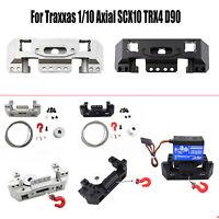 25T Servo Winch Drum Lenkung Halterungssatz für Traxxas1//10 Axial SCX10 TRX4 D90