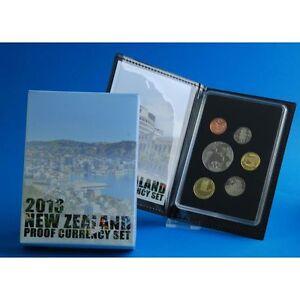 New Zealand -2013-  Proof Coin Set - Bat Set !!!Scarce