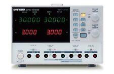 Instek GPD-4303S DC Power Supply- 4 CH, 200W Programmable Linear