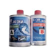 resina per colate epossidica E30 prochima A+B 800 gr