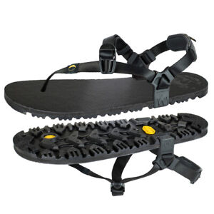 LUNA OSO Flaco WINGED Edition Huaraches Adventure Sandals Gnarly Trail WAS £116