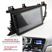 "9"" Android 10.1 2+32GB Car Stereo Radio GPS WIFI FM For Kia Optima K5 2011-2015"
