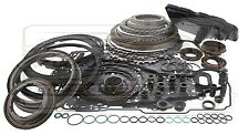Chevy Cruze Terrain 6T40 6T45 Transmission Deluxe Rebuild Kit 2008-On W/ Pistons