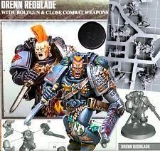 DRENN REDBLADE~KILL-TEAM CASSIUS~SPACE MARINE~Games Workshop WARHAMMER 40K