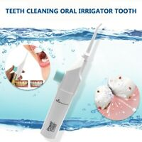 Teeth Cleaning Oral Irrigator Tooth Whitener Remove Stains Dental Equipment  3V3