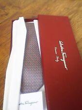 Salvatore Ferragamo tie, 100% Silk, New in Box