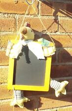 Novelty Chicken Memo Blackboard with Chalk String.