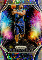 🎇 2019-20 Panini Prizm ZION WILLIAMSON RC Disco CENTERED! Fast Break FIreworks