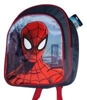 Spiderman Kinderrucksack/Rucksack mit Vordertasche