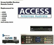 Strong Remote Control for 4930 4930L 4922 4900 4910 Receivers
