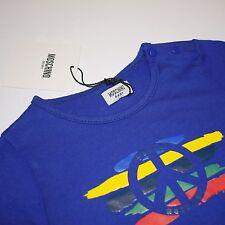 Baby Boys Designer T-Shirt by Moschino - 18-24 months