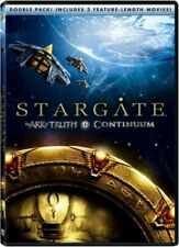 Stargate - Stargate: The Ark of Truth / Continuum [New DVD] Ac-3/Dolby