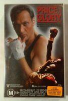 Price Of Glory VHS 2000 Sports/Drama Carlos Ávila Jimmy Smits Roadshow Large