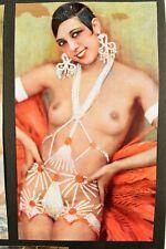 Art Deco EROTIKA Album 1910-1935 ° Akt ° erotischer Tanz ° Josephine Baker
