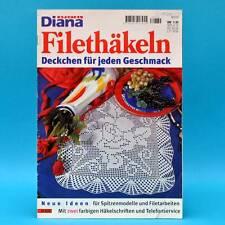 Diana-Spezial | Filethäkeln | D 332 | Deckchen für jeden Geschmack