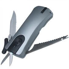 Herbertz Angler Outdoor Tool Multifunktions Tool inkl. 2 Batterien Handyformat