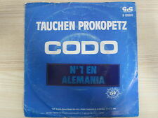 Single / Tauchen Prokopetz ‎– Codo / PROMO / SPAIN PRESS / AUSTRO / RARITÄT /
