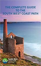 The Complete Guide to the South West Coast Path, UK, 2016-17