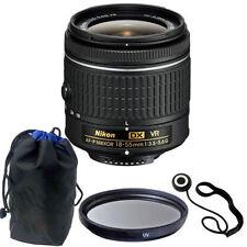 Manual Focus Camera Lenses for Nikon AF 18-55mm Focal