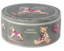 Clayre & Eef Keksdose Keramik Weihnachten grün Weihnachtsdose Dolomit 53646