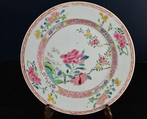 Plate China 18th century
