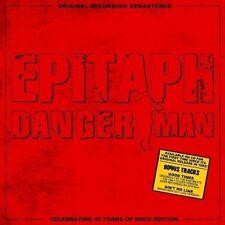 EPITAPH - Danger Man  [Re-Release] CD