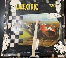 SCALEXTRIC MODEL GP3 RACING CIRCUIT 1960