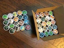 Coffee variety sample 18 pack lot k cups keurig kcups up2 10 different flavors