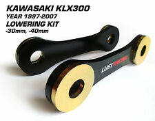 Lust Racing Kawasaki KLX300 R Lowering Kit Suspension Links Linkage Dogbone