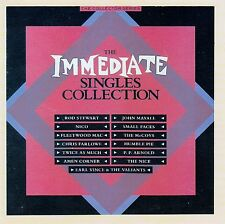 THE IMMEDIATE Singles Collection/CD-Top-État