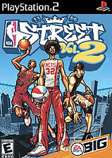 NBA Street Vol. 2 (Sony PlayStation 2) Disc Only Free Shipping 100% Guaranteed