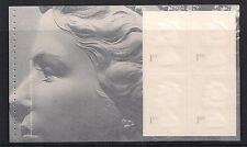 1999 GB QEII ROYAL MAIL EX DX22 PRESTIGE BOOKLET PANE PROFILE ON PRINT SG 2077L