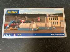 Suitable Marklin spur z scale/gauge. Kibri MIRO Fuel Station. New.