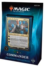 MtG Commander 2018 Adaptive Enchantment Deck [Green White Blue]