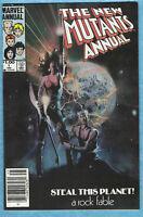 New Mutants Annual # 1 , 1st App Lila Cheney