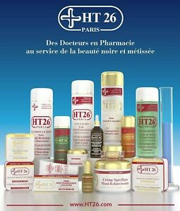 ht26 paris Full Range / ht26 creams soaps lotions