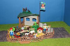 Playmobil Zoo 6635  mit viel zubehör   Zoo    Streichelzoo