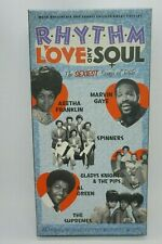 Rhytym, Love And Soul (The Sexiest Songs of R&B) 3 CD Box Set - Various Artists