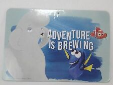 Finding Dory Nemo Disney's  Pixar ADVENTURE IS BREWING Art Wall Decor Sign Decal