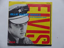 ELVIS PRESLEY Blue suede shoes PB 61542 Pochette seule ! Sleeve only !