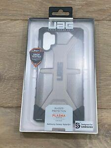 [UAG] Urban Armor Gear Plasma Series Case for Samsung Galaxy Note 10+ (Ash)