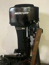 Mercury 20 PS Langschaft Elektrostart mit Schaltbox
