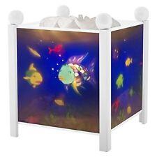 Trousselier - Lanterna Magica a Pesciolini Arcobaleno Colore(bianco)