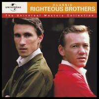 RIGHTEOUS BROTHERS - CLASSIC CD ~ GREATEST HITS~THE BEST OF ~ BILL MEDLEY *NEW*