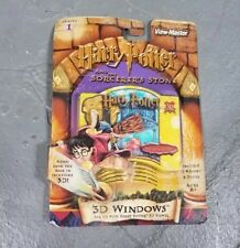 Harry Potter & the Sorcerer's Stone Viewmaster 3D Windows Decoder Series 1 slide