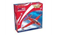 CORGI AA36015 BRITISH AEROSPACE HAWK RAF RED ARROWS AEROBATIC TEAM model 1:72nd