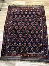 """Antique Hand Knotted fine Wool Rug 46""""x 69"""""""